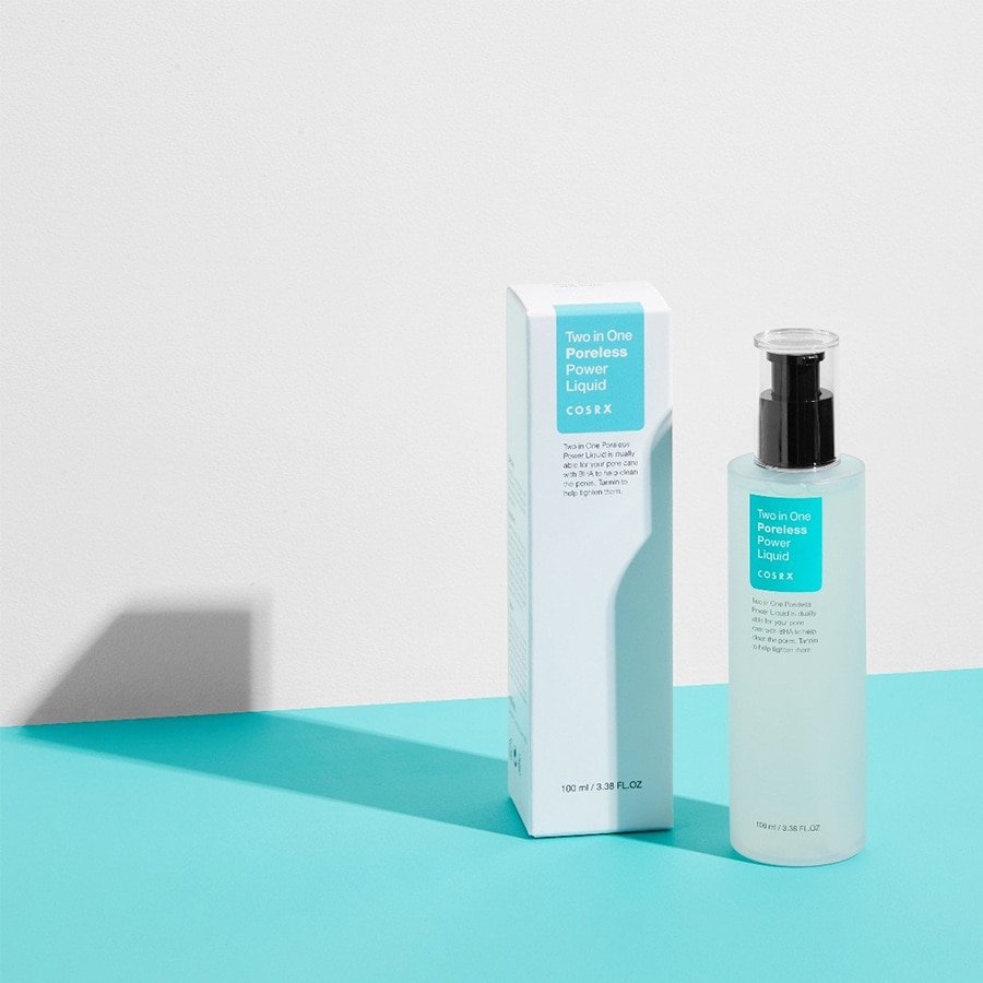 Two in One Poreless Power Liquid CosRX